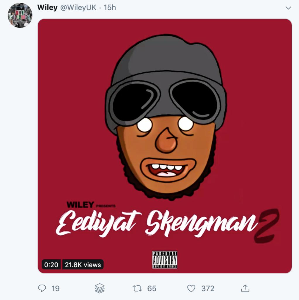 Eediyat Skengman 2 Wiley